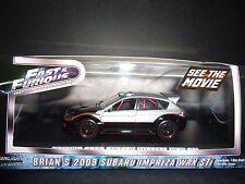 Greenlight Subaru Impreza WRX STI 2009 by Brian 1/43 Limited Edition