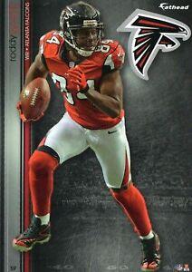 2013 NFL Roddy White Atlanta Falcons Fathead Tradeables Football