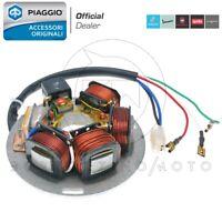 BOBINE STATORE MAGNETE VOLANO ORIGINALE PIAGGIO VESPA PX 125 150 200 ELECTRONIC