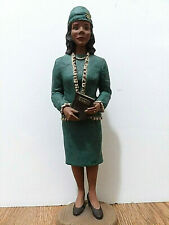 """""""Coretta Scott King"""" Statue #3085 Collection by Sarah's Attic #1993 - Used"""