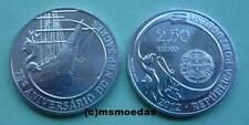 Portugal 2,50 Euro Sondermünze 2½ € Münze 2012 Sagres Euromünze coin moedas