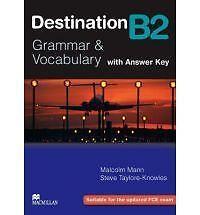 Macmillan DESTINATION B2 GRAMMAR & VOCABULARY Student's Book w Answer Key @NEW@