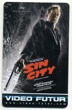 VIDEO FUTUR collector  SIN CITY    (296)   2000 EX