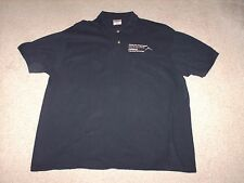 "Men's Shirt COMPAQ COMPUTER  Hanes XL 46-48 ""Living The Inspiration"" 2001 Logo"