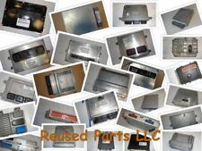 01 02 03 VOLVO S40 ENGINE ECM ELECTRONIC CONTROL MODULE CENTER CONSOLE 5775