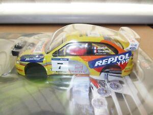 """Scx Seat leon WTCC /""""Tarquini/"""" #11 body/&chassis  Brand New In Bag"""