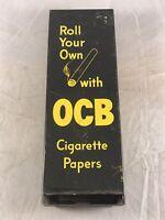 VINTAGE OCB TIN CIGARETTE PAPER ROLLER