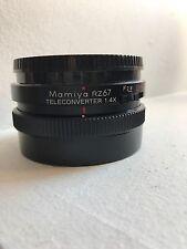Mamiya RZ67 Teleconverter 1.4x Lens Excellent Condition