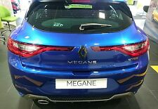 Renault Megane 4, 2017 inc GT GLOSS BLACK REAR BADGE COVER only
