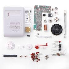 CF210SP AM/FM Stereo Radio Kit DIY Electronic Assemble Set For Learner Solder