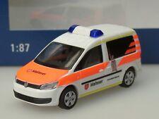 Rietze VW Caddy 2011 Malteser LIPPE - 52912 - 1:87