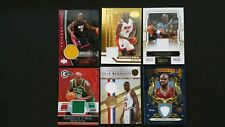 SHAQUILLE O'NEAL TOPPS UPPER DECK PANINI CROWN ROYALE GOLD MEDALISTS JERSEY LOT6