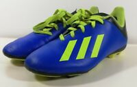 Kids Boys Adidas X18.3 FG Football Boots Uk Size 3 Good Condition Free Postage