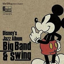 Disney's Jazz Album Big Band & Swing Cd