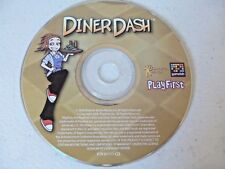 Diner Dash  (PC / MAC / WIN, 2006) Disc ONLY!! Ships in 12 hours!!!