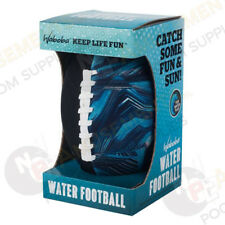 "Waboba Beach Water Football 9"" Premium Graphics and Lycra Cover Birthday Gift"