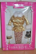 1996 playline FASHION AVENUE Boutique look invernale #14980 Moda di Barbie