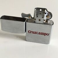 CRUZCAMPO. MECHERO LIGHTER. ACCENTINO. FEUERZEUG. BRIQUET