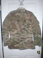 USGI ARMY Multicam A2CU AIRCREW COMBAT UNIFORM Shirt Medium Regular MR