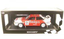 AUDI QUATTRO A2 Team BELGA N º 2 Ganadores Boucles de Spa 1985 (WALDEGAARD -