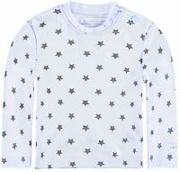 Bellybutton® Baby Langarmshirt Shirt Sterne Hellblau Gr.62 68 74 80 86 NEU!