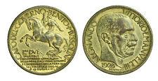 pci0483) Regno Vittorio Emanuele III Lire 2 Buono Fiera Milano 1928