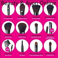 Avon PRO MAKE-UP BRUSHES ~ New & Sealed    **Beauty & Avon Online**