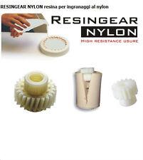 RESINGEAR NYLON Prochima resina per stampaggio ingranaggi in nylon 250 gr