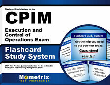 Flashcard Study System for the CPIM Execution and Control of Operations Exam