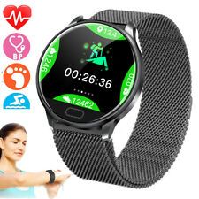 Health Fitness Smart Watch Sleep Tracking Pedometer for Men iPhone Samsung LG