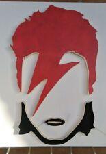 Quadro RITRATTO Pop Art David Bowie  Quadri DIPINTO A MANO Moderni NO STAMPA