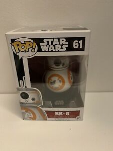 Star Wars BB-8 Funko Pop Vinyl 61