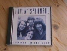 LOVIN´ SPOONFUL - SUMMER IN THE CITY *CASTLE 290 120 v.1990 Made in England*MINT