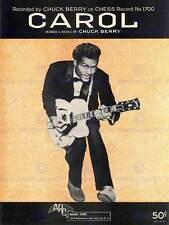 Musica Chuck Berry CARROL record di Scacchi per Chitarra NEW art print poster foto cc3371
