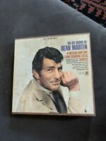 DEAN MARTIN THE HIT SOUND OF REPRISE 6213 STEREO REEL TO TAPE 4 TRACK 7 1/2