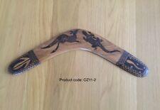 Boomerang - Authentic Australian Aboriginal Art & Artefacts