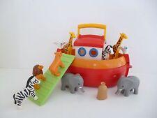 🌟 Playmobil 6765 Arche De Noé Transportable