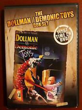 Dollman Vs. Demonic Toys (DVD, 1993) - E0121