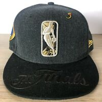 Golden State Warriors The Finals NBA New Era 9FIFTY Snapback Hat