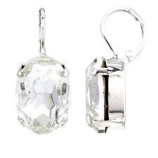 Strasssteine Mode-Ohrschmuck mit Strass-Perlen für Damen