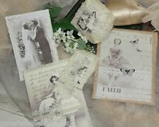 Konvolut A Jeanne d'Arc Living Shabby Chic Karten Seife Duftbeutel Lavendel Sale