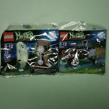 NEW Lego Monster Fighters Halloween 30201 Ghost 30200 Zombie Coffin Car Polybag