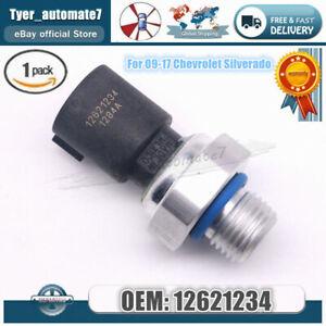 1PC 12673134 Engine Oil Pressure Sensor Switch for 09-17 Chevrolet Silverado
