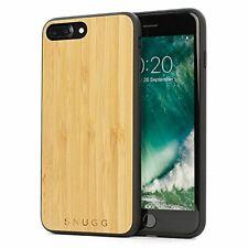 SNUGG iPhone 7/8 Plus Case - FREE BONUS - BAMBOO - NEW - UK STOCK!   AH