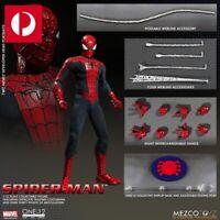 Mezco ONE:12 SPIDER-MAN comic ver. spiderman Spider Man