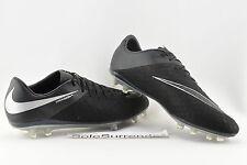 Nike Hypervenom Phinish TC FG - SIZE 10 -NEW- 852474-001 Boots Silver Tech Craft