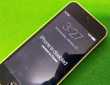 APPLE IPHONE 5C 16GB VERIZON A1532 FOR PARTS OR REPAIR SMARTPHONE SIM CARD