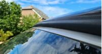 PRESALE - VW T4 T5 T5.1 T6 Pop Top / Elevating Roof Wind Deflector Gasket Trim