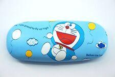 Doraemon hard shell glasses case pink ACG23
