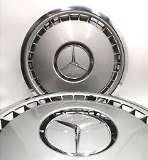 4x Original Mercedes Benz Radkappen W124 W140 S Klasse 16 Zoll 1404010024 (4)